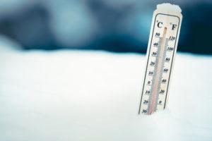 Val Cryo, thermometre